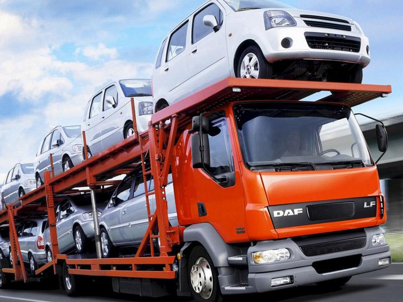 Перевозка автомобилей на автовозе из Калининграда   ТК «АНД-Логистика»